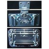 "Speakers Monitors Road Case Kit Fits 2 JBL PRX-612M Speakers - 2 Compartments 15""x15""x24"" High"