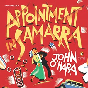 Appointment in Samarra Audiobook