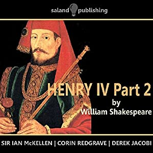 Henry IV, Part 2 Hörbuch