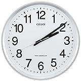 CITIZEN ( シチズン ) 電波 掛け時計 サークルポート ホワイト 4MYA24-019