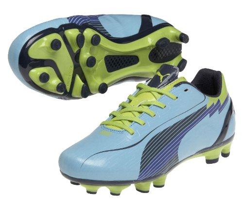 Puma Womens evoSpeed 4 FG Soccer Cleats