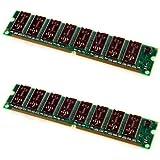 2x 1024 Mémoire DDR (DDR1) Intel et AMD * 184 * broche PC 3200