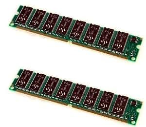 2x Samsung 1 Go PC 3200 Kit mémoire DDR, 400 MHz, RAM 184 pôles