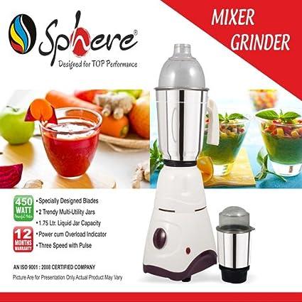 Sphere Little Master Mixer Grinder