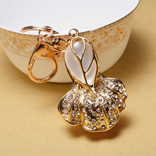 new-cute-gold-crystal-cabbage-keychain-bag-charm-rhinestone-vegetable-key-ring-cute-gift