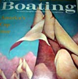 Popular Boating - September 1962 - Volume 12 Number 3 - Worlds Largest Selling Boating Magazine - Special Souvenir Edition - Americas Cup Issue