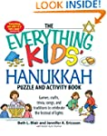 The Everything Kids' Hanukkah Puzzle...