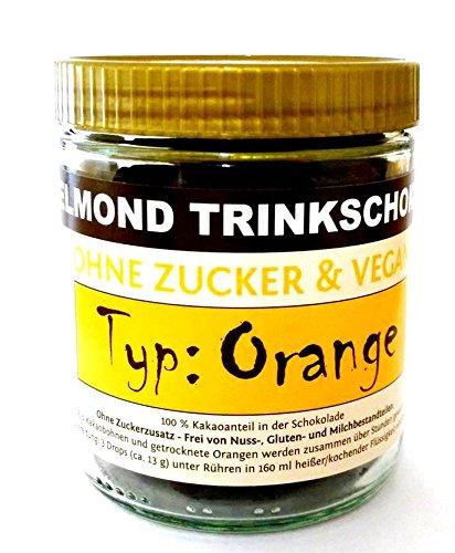 edelmondr-premium-trinkschokolade-orange-225g-handgefertigt-100-bio-kakaobohnen-laktosefrei-zuckerfr