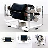 MAGIC SHOW Mendocino motor solar de 3 imán levitando modelo hecho a mano km12