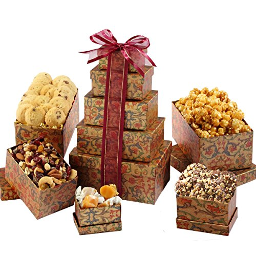 Broadway Basketeers Gourmet Gift Basket image