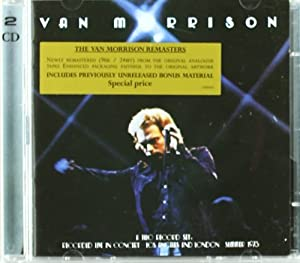 It's Too Late To Stop Now: Live (2CD)