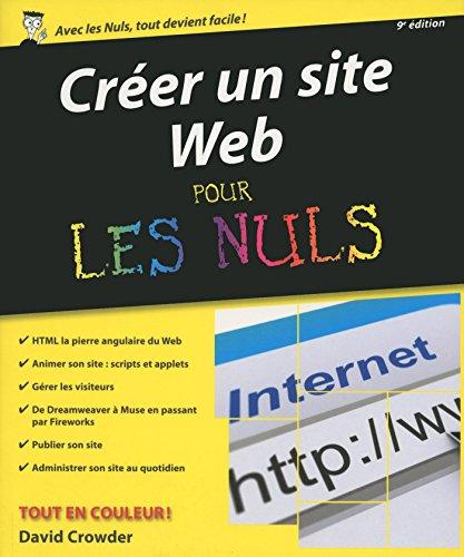 Créer un site Web Pour les Nuls, 9ème édition