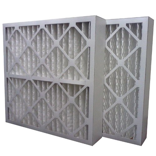 "US Home Filter SC80-16X20X4 MERV 13 Pleated Air Filter (Pack of 3), 16"" x 20"" x 4"""
