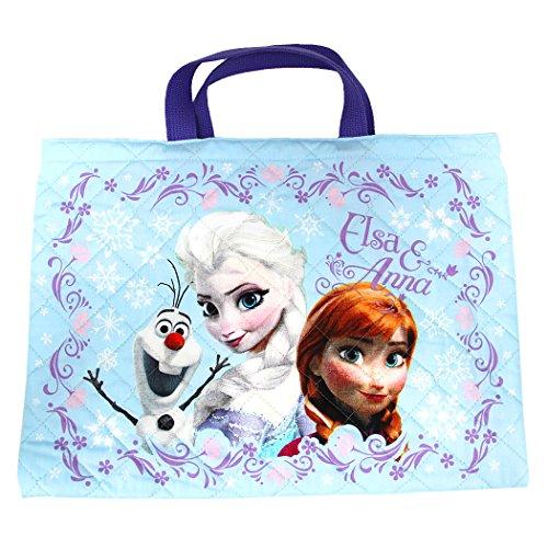 アナと雪の女王 キルトレッスンバッグ
