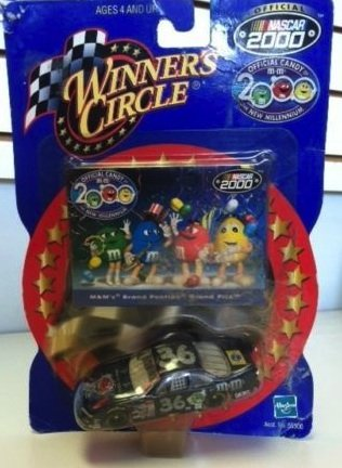 Winner's Circle #36 car M&M's Brand Pontiac Grand Prix Nascar 2000 - 1