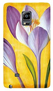 TrilMil Printed Designer Mobile Case Back Cover For Samsung Galaxy Note Edge N9150