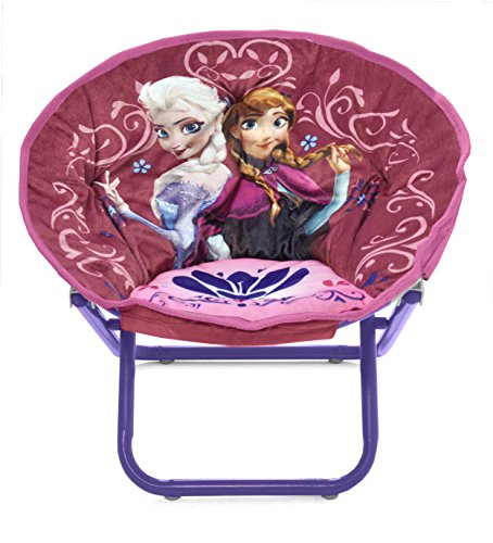 Disney Frozen Saucer Chair (Frozen Table And Chair Set compare prices)