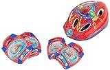 Chuggington - Set de casco + protecciones (Saica Toys 8625)
