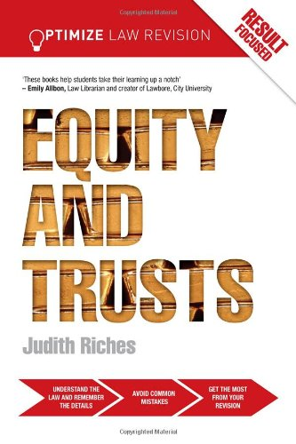 equity and trust essays