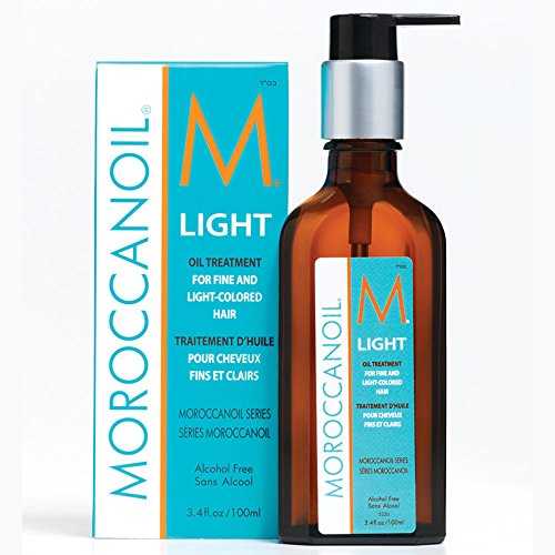 MOROCCANOIL - LIGHT oil treatment for fine & colored hair 100 ml-unisex