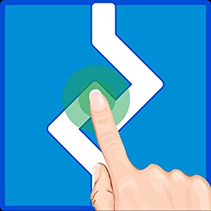 In the road on line path by follow step keep stay from Top App Studio