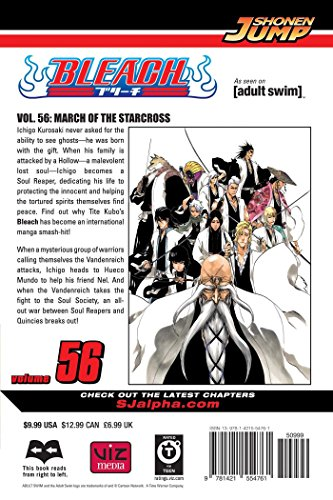 Bleach Volume 56