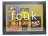 Fcuk Late Night Gift Set Fcuk Late Night By French Connection