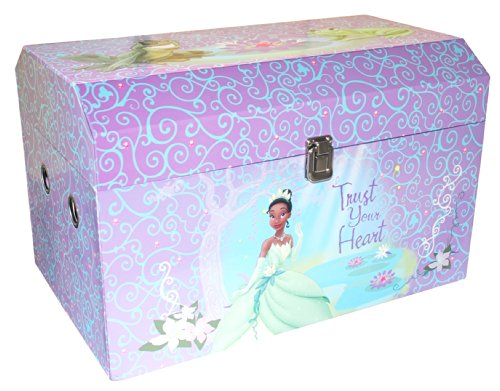 Disney Princess And The Frog Magical Room Makeover Trunk front-102049