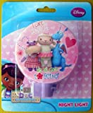 Doc Mcstuffins Night Light (We All Care Together)
