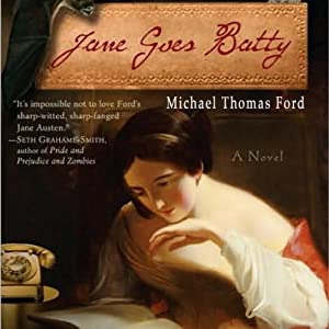 Jane Goes Batty Audiobook