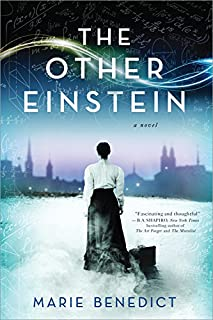 Book Cover: The Other Einstein: A Novel