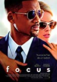 Focus (DVD + BD) [Blu-ray]