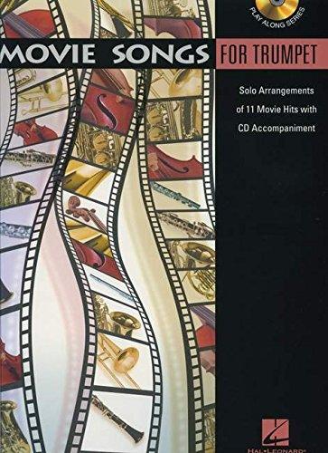Movie Songs (Trumpet) (Book & CD)
