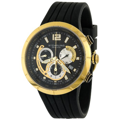 Swiss Watches:Stuhrling Original Men's 224.33363 Lifestyle 'Phoenix' Swiss Chronograph Watch Images