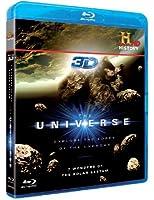 The Universe - 7 Wonders of the Solar System (Blu-ray 3D)[Region Free] [Edizione: Regno Unito]