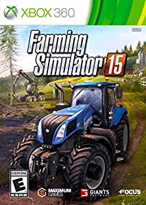 Farming Simulator 15 - Xbox 360