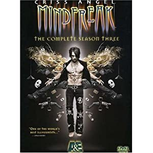 Criss Angel - Mindfreak - The Complete Season Three movie
