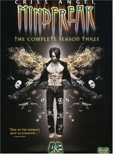 Criss Angel - Mindfreak: Season 3