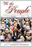 img - for We The People 8th (eighth) Edition by Patterson, Thomas (2008) book / textbook / text book