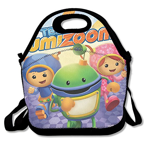 Team Umizoomi Lunch Tote Lunch Box