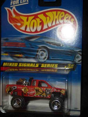 Mixed Signals Series #3 Nissan Truck #735 Mint - 1