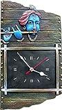 Handmade Terracotta Wall Clocks 053
