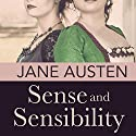 Sense and Sensibility Audiobook by Jane Austen Narrated by Rosalyn Landor