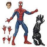 Marvel Venom Build-a-Figure Legends Series Spider-Man Peter Parker 6-Inch Figure