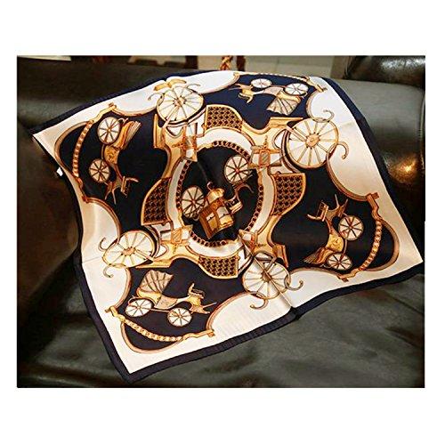 silk-run-pumpkin-chariot-square-scarf-100-silk216-inch-x-216-inch-color-black