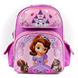 Backpack - Disney - Sofia the First - Little Princess (Large School Bag)