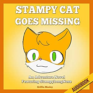 Stampy Cat Goes Missing Audiobook