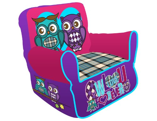 Owl Love You Forever Bean Chair
