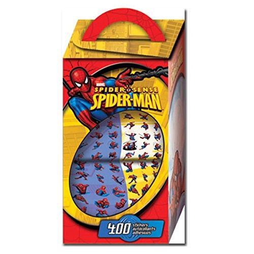 Marvel Spider-Man 400 Stickers