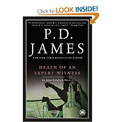 Death of an Expert Witness (Adam Dalgliesh Mystery Series #6)